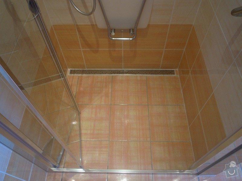 Kompletní rekonstrukce koupelny pro ZTP: 186-09