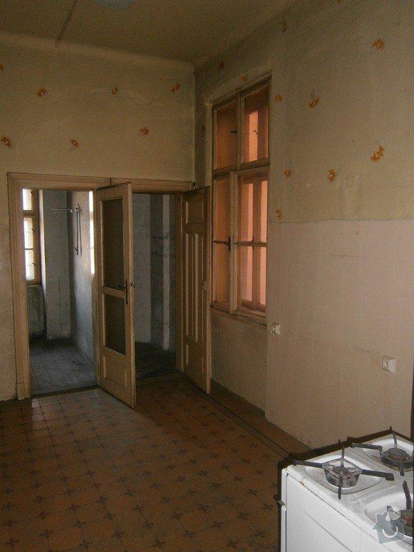 Celková rekonstrukce bytu: P6130140