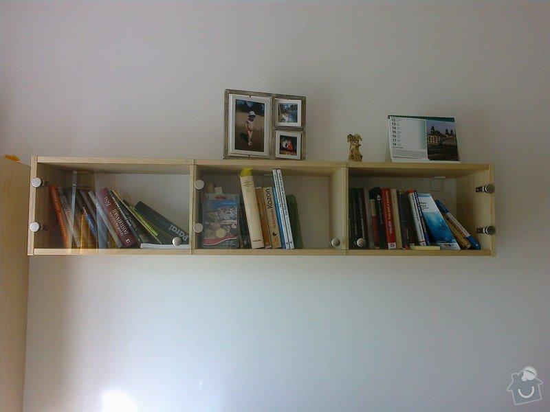 Skříňky do obývacího pokoje: fotografie0110