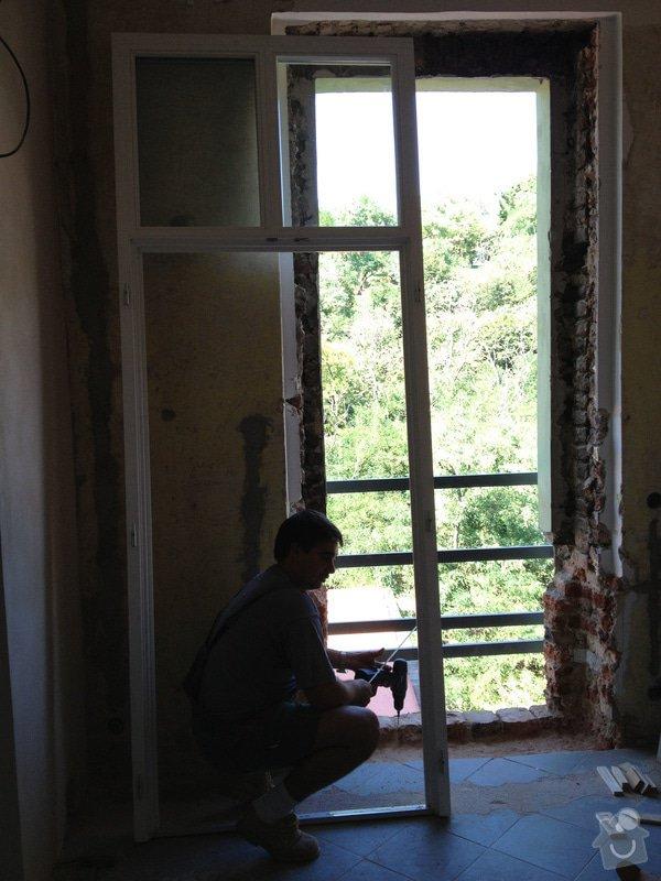 Výroba a montáž EURO OKEN: byt-rekonstrukce-333