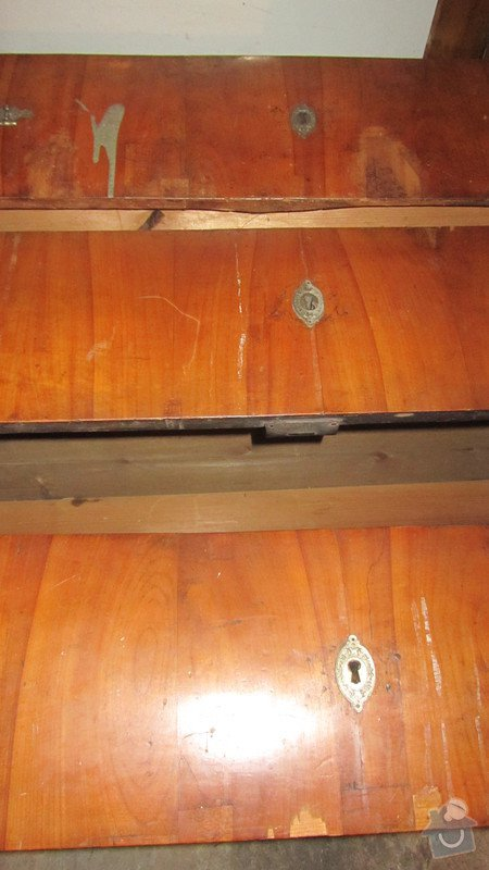 Renovace komody- beidermeier: IMG_1609