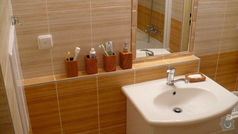 Rekonstrukce koupelny v panelovém domě: P1040092