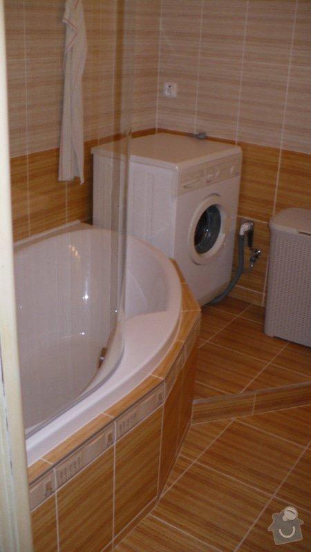 Rekonstrukce koupelny v panelovém domě: P1040100