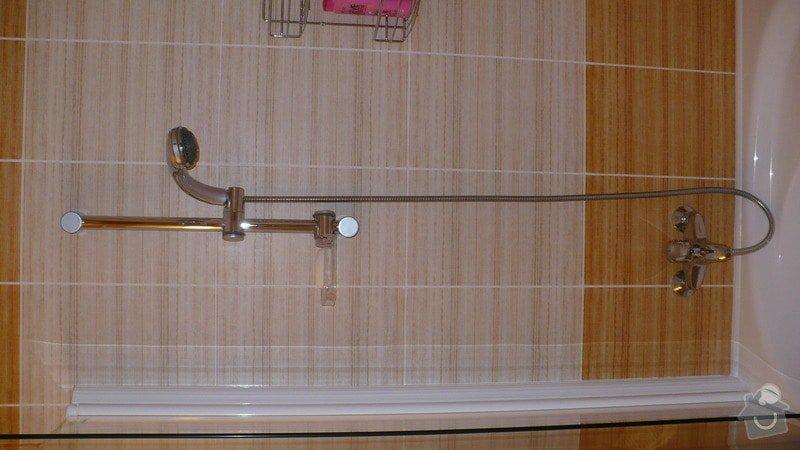 Rekonstrukce koupelny v panelovém domě: P1040102
