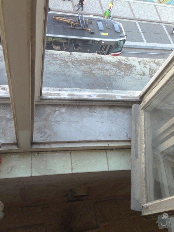 Zazdění 4 otvorů ve zdi po topení WAW: stena2-2