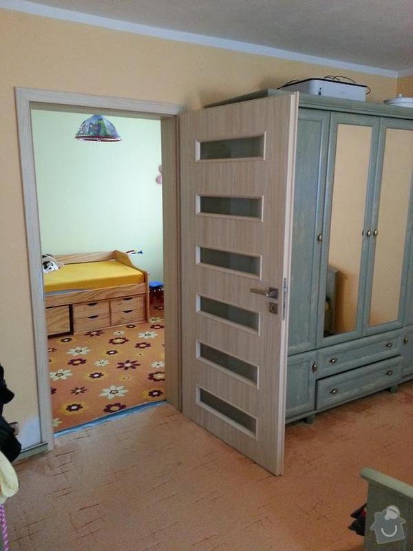 Interiérové dveře: 20131001_151648