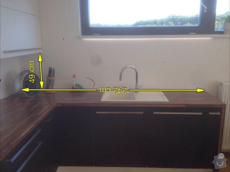 Skleněný obklad za kuchyňskou linku: IMG_7432