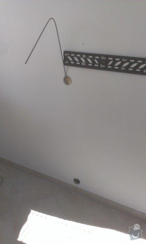 Připevnění LED televize na zeď + schování kabeláže: hodinovy_manzel_praha-1