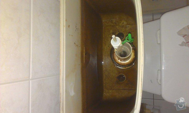 Oprava WC + oprava světla u digestoře: hodinovy_manzel_praha