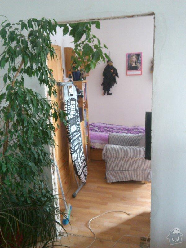 Zednické práce + lakýrnické práce: Hodinovy_manzel_Praha-3