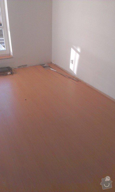 Oprava plavouci podlahy, malirska prace (terasa), oprava dlaždic: Hodinovy_manzel_Praha