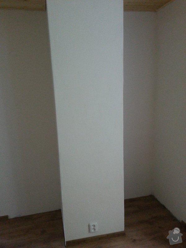Vestavěná skříň: skrin