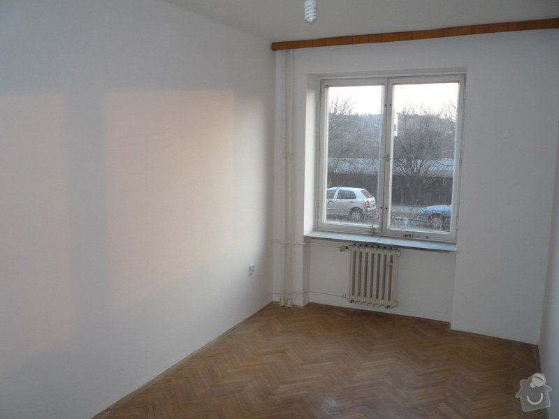 Broušení parket (46,7 m2 - 3 pokoje): Pokoj_II_2