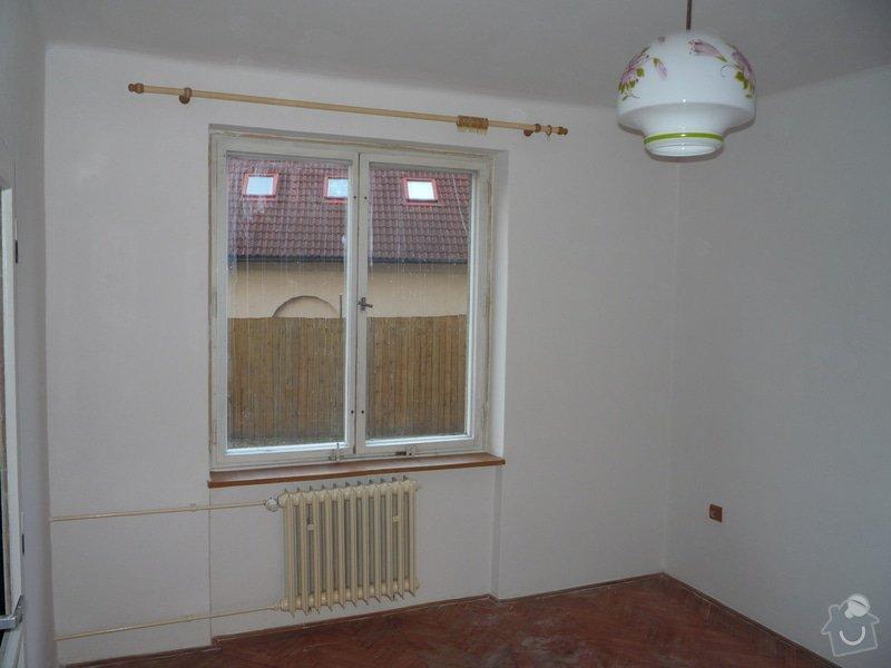 Broušení parket (46,7 m2 - 3 pokoje): Pokoj_III