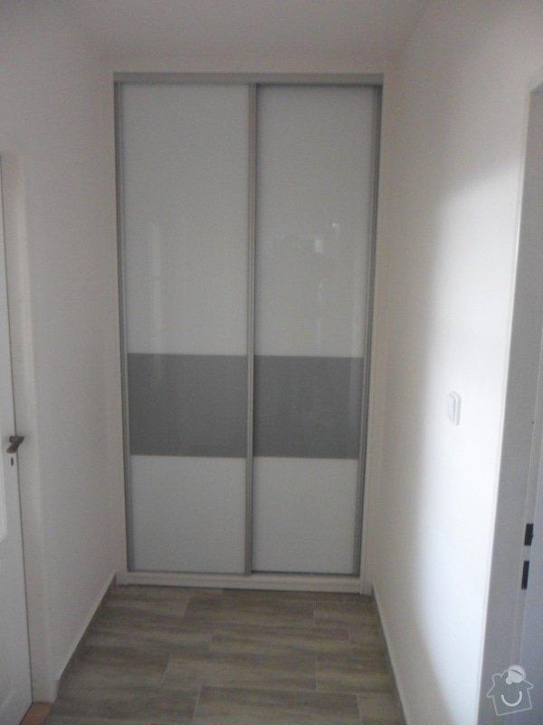 Sestava vestavěných skříní v Plzni: SAM_1663