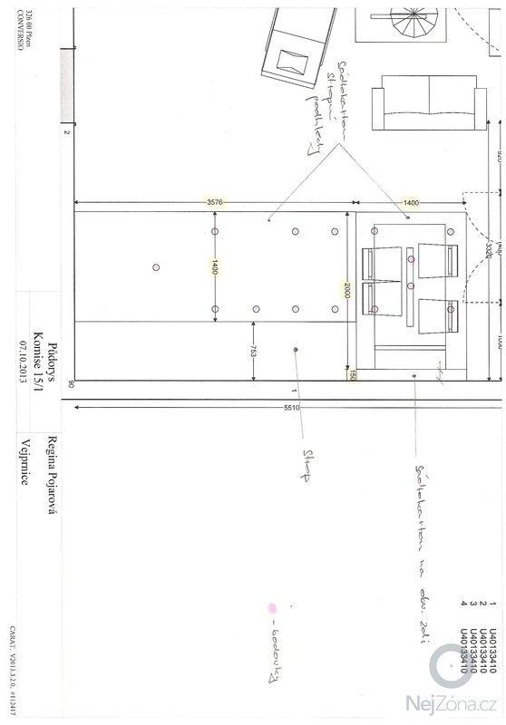 Sádrokartonové podhledy + rozvody bodovek - 25m/2: skenovani0002