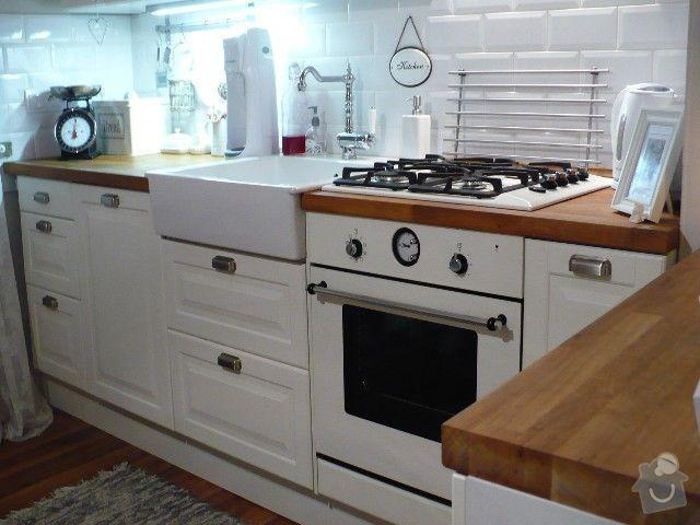 Obložení kuchyňské linky - 4m2: f4025364