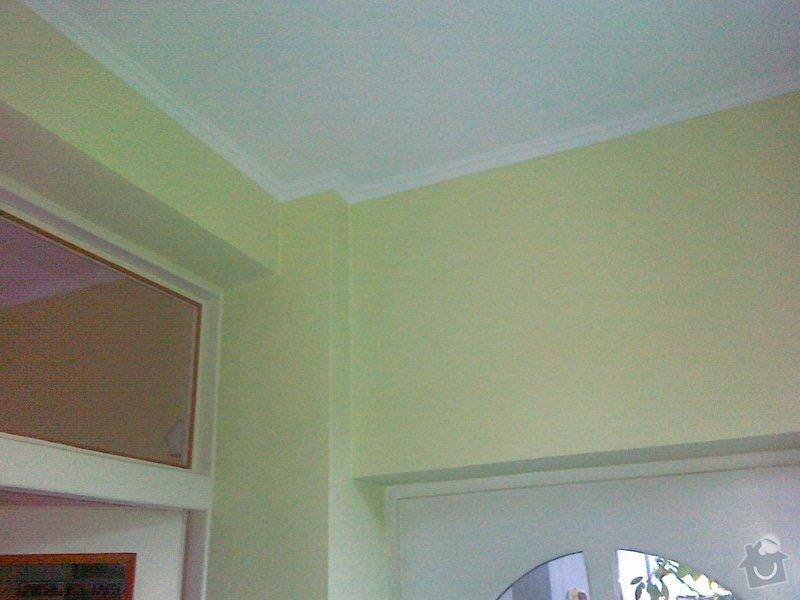 Malířské práce, v případě spokojenosti pak kuchyň, položení podlahy, nalakování vnitřních dveří v domě: 2013_022