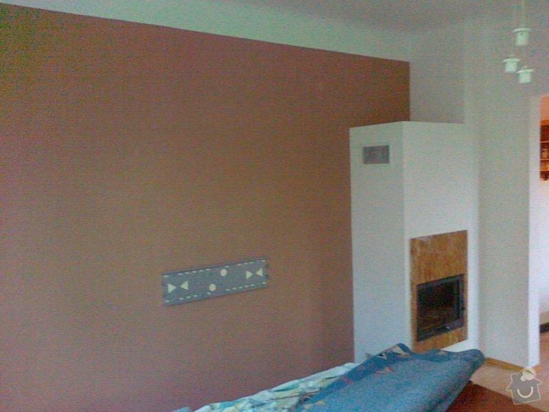 Malířské práce, v případě spokojenosti pak kuchyň, položení podlahy, nalakování vnitřních dveří v domě: 2013_018