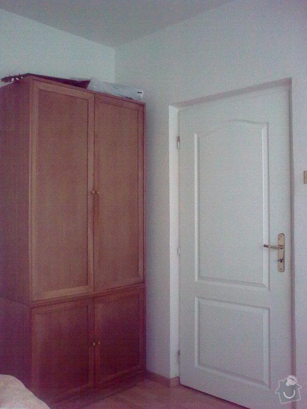 Malování 2x12m2: 1.pokoj2