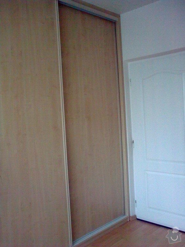 Malování 2x12m2: 2.pokoj2