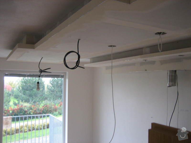 Sádrokartonový podhled - kuchyně: IMG_0022