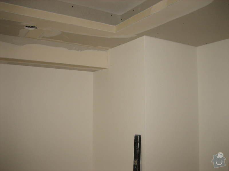 Sádrokartonový podhled - kuchyně: IMG_0024