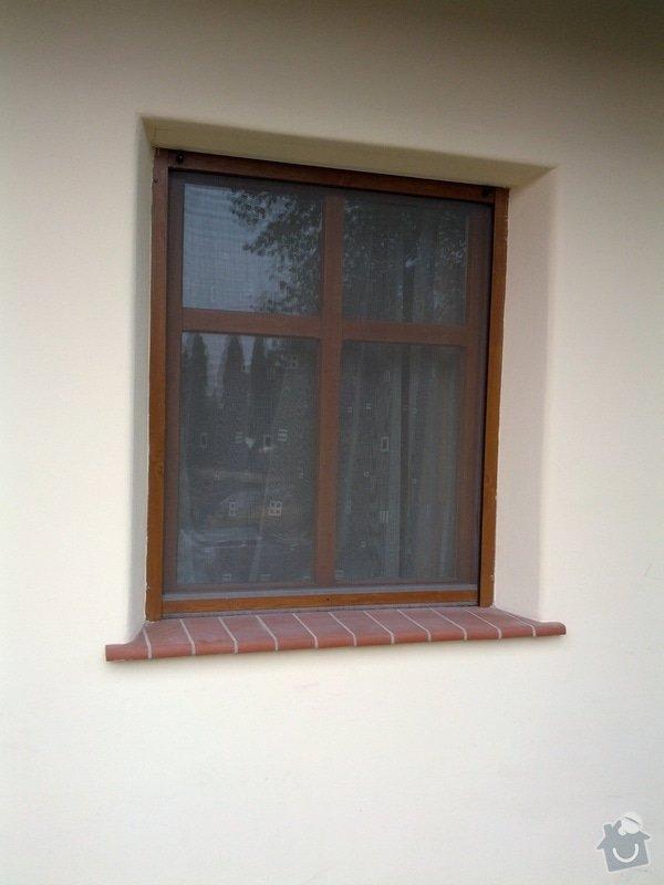 Venkovní rolety pro rodinný dům u Havířova: Stare_okno-vzhled