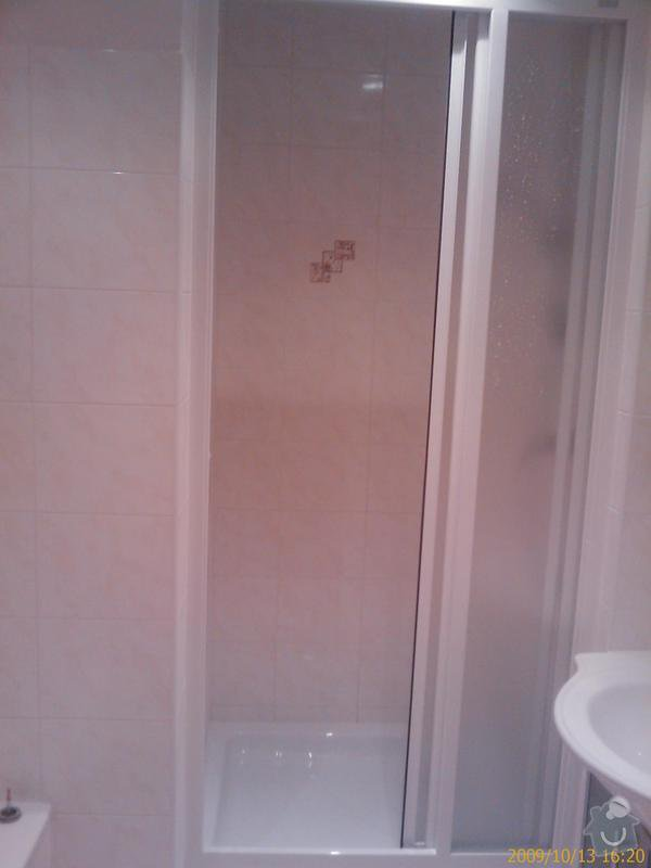 Rekonstrukce koupelny a Wc: 200910131620_233