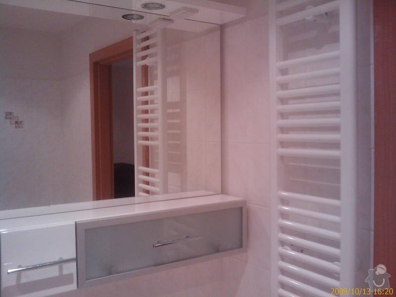 Rekonstrukce koupelny a Wc: 200910131620_235
