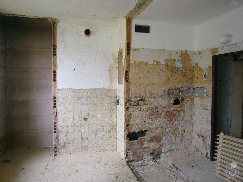 Rekonstrukce bytu: 019
