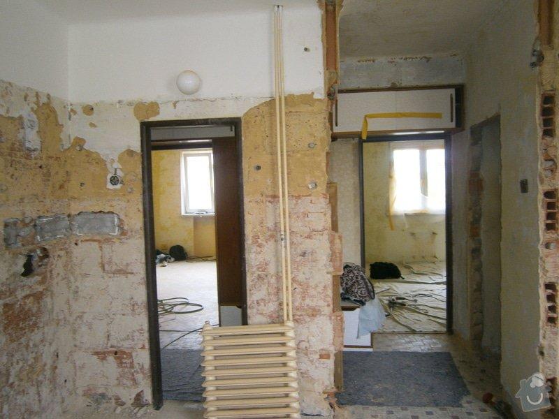 Rekonstrukce bytu: 021