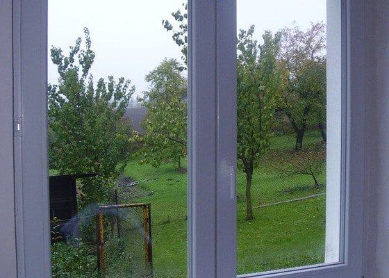 Výměna oken v RD (plastová okna)