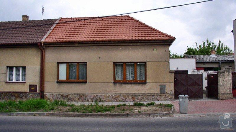 Střecha montáž protisněhové zábrany: Strecha_003