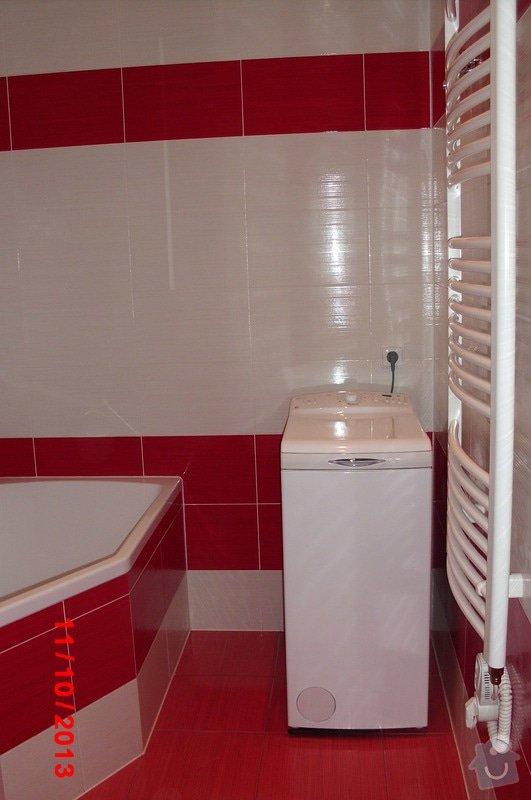 Rekonstrukce bytového jádra: CIMG2283