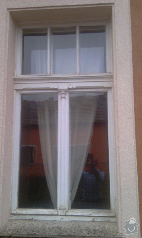 Plastová okna: 1