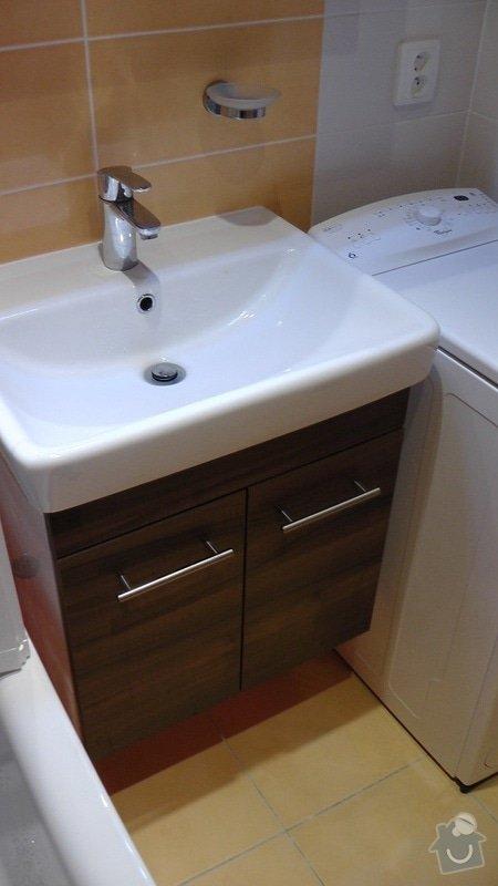 Kompletní rekonstrukce koupelny a toalety: 189-02