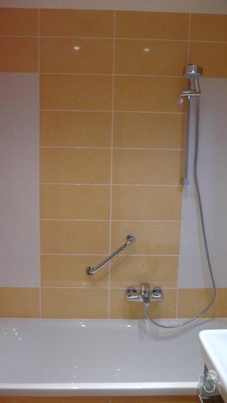 Kompletní rekonstrukce koupelny a toalety: 189-03