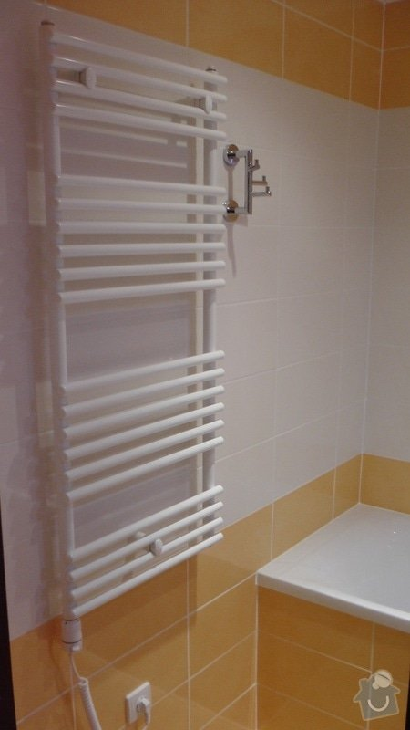 Kompletní rekonstrukce koupelny a toalety: 189-04