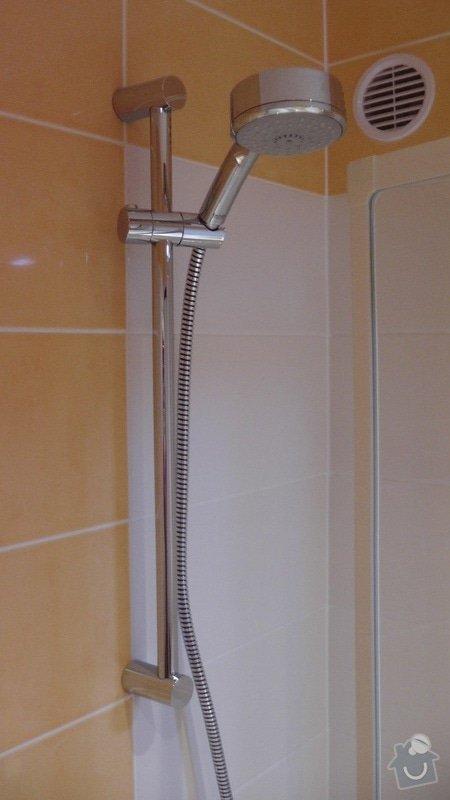 Kompletní rekonstrukce koupelny a toalety: 189-05