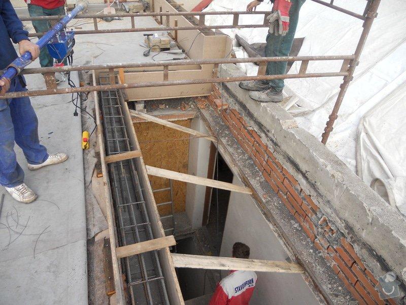 Opravu ploché střechy: DSCN1466