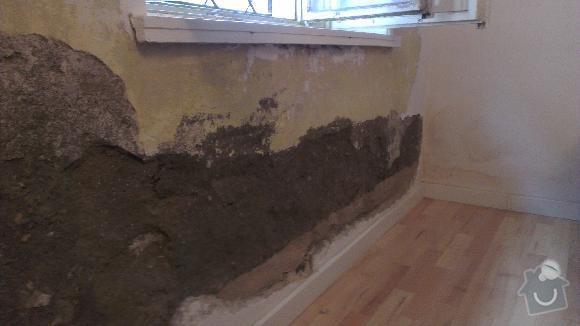 Renovace odpadlého zdiva: 3