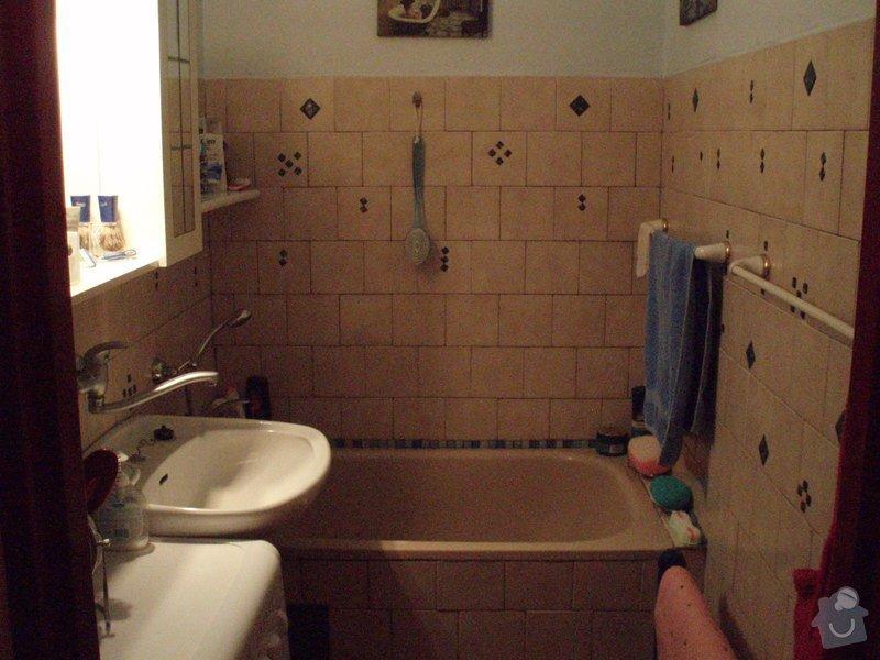 Rekonstrukce koupelny: Kalinovi_001