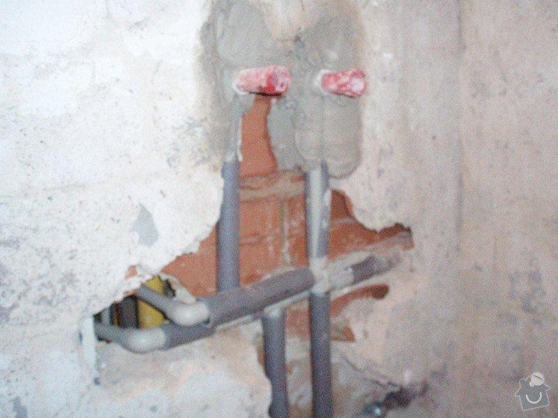 Rekonstrukce koupelny: Kalinovi_002