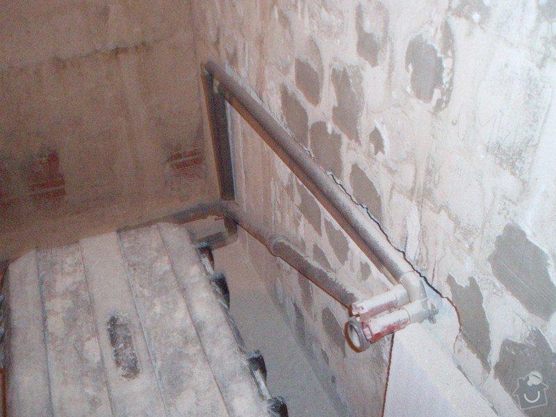 Rekonstrukce koupelny: Kalinovi_005