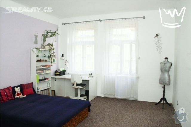 Rekonstrukce bytu, Praha 10, 90m2.: Kor4