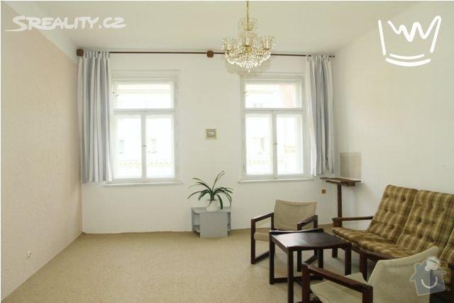 Rekonstrukce bytu, Praha 10, 90m2.: Kor6