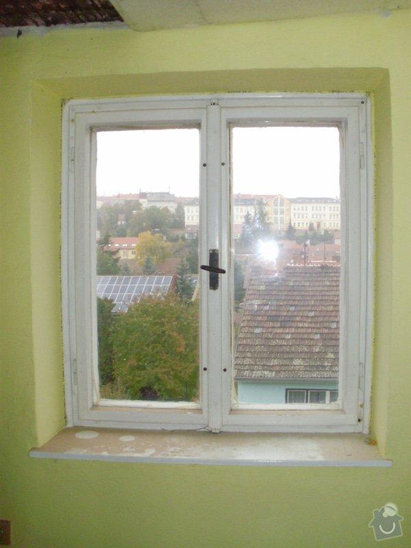 Výměna oken v bytě: P9250171