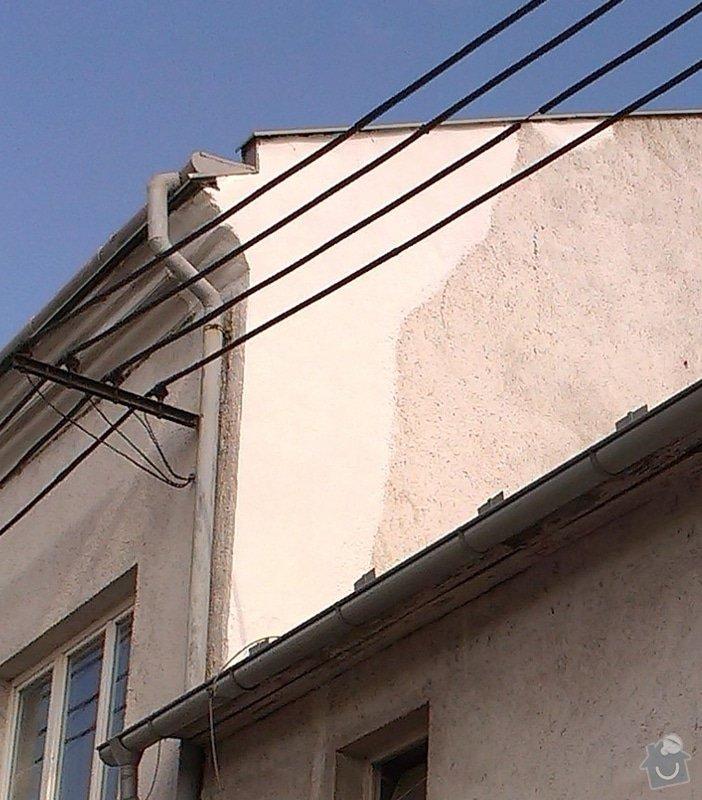 Oprava štítu domu: oprava_stitu_fasady