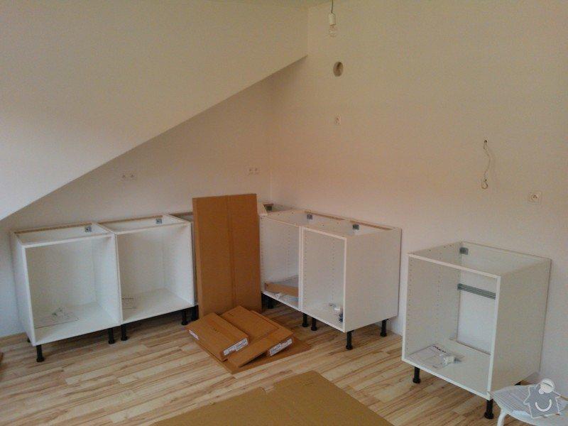 Vodoinstalační, zednické, truhlářské a elektrikářské práce: WP_000474
